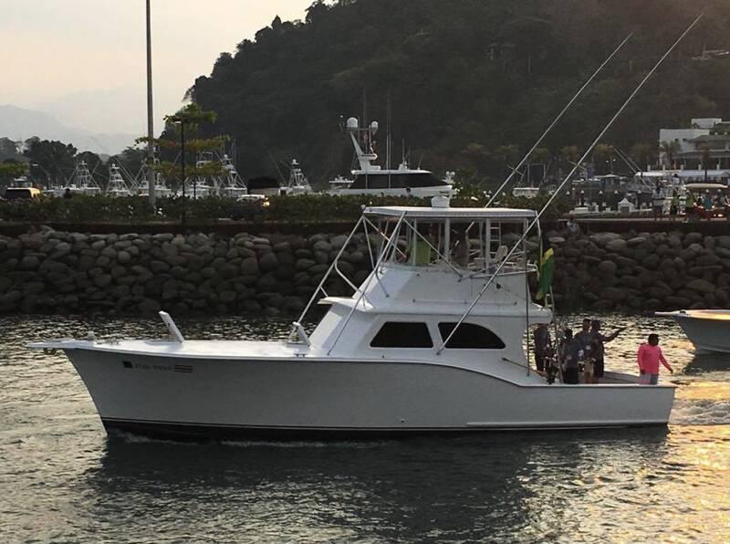 quepos fishing charter boats
